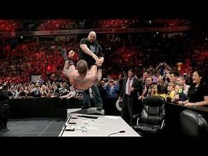 WWF WWE Most Violent Table Moments part 2
