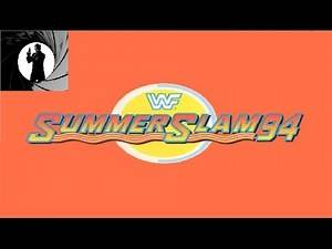WWF SummerSlam 1994 PPV Review