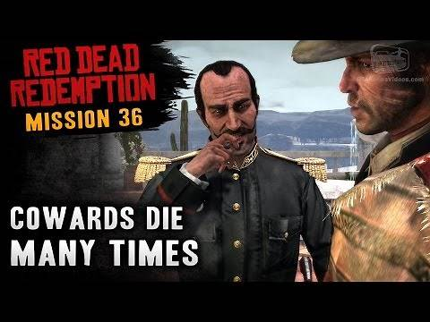Red Dead Redemption - Mission #36 - Cowards Die Many Times (Xbox One)