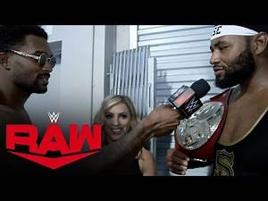 The Street Profits want the smoke: WWE Network Exclusive, July 20, 2020