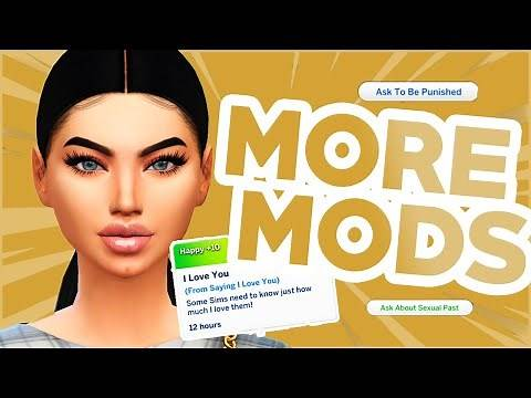 NEW Realistic Mods You Need (The Sims 4 Mods)