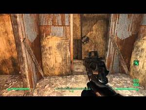 Fallout 4 Hot Pink Power Armor FAST EASY Location How To