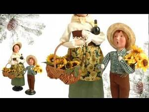 Byers Choice Carolers Made by Byers Choice in Chalfont, PA
