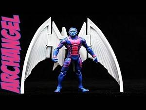 Marvel Super Hero Squad Online Archangel Gameplay- HD