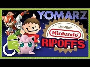 Nintendo Ripoffs - Immobile - Yomarz