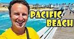 San Diego's Party Beach: Pacific Beach