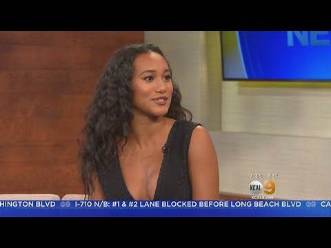 Actress Sydney Park Discusses Role In Movie 'Wish Upon'