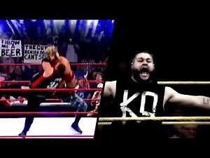 WWE The Dudley Boyz & Kevin Owens Theme Mashup Were Fighting Down