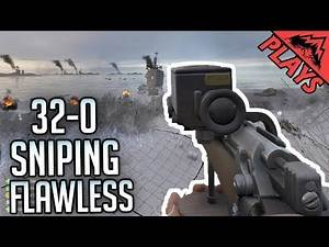 Battlefield 1: New Sniping Map FLAWLESS Gameplay (Turning Tides Cape Helles DLC 3 Multiplayer)