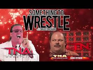 Bruce Prichard shoots on Bob Ryder in TNA