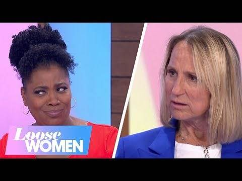 No Minimum Age Limit for Botox and Lip Fillers Leave the Panel Stunned | Loose Women