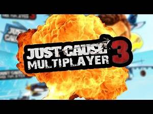 PROOF JUST CAUSE 3 MULTIPLAYER JUST KILLED GTA 5 ONLINE! | SuperRebel