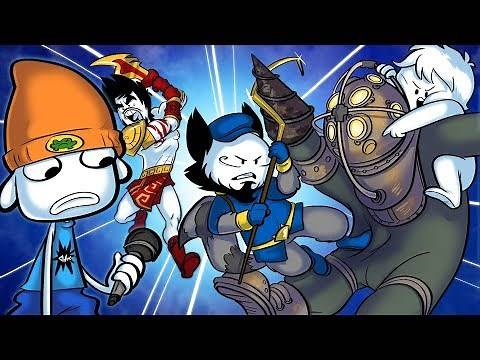 Oney Plays Playstation All-Stars Battle Royale