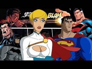 Superman Batman Public Enemies: What's Different?