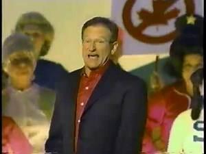 Robin Williams Blame Canada HQ High Quality Oscars 2000 HD