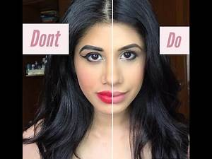 Make up DO's and DONT's | DEMO