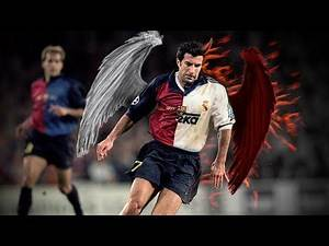 The secret reason why Luis Figo betrayed FC Barcelona for Real Madrid - Oh My Goal