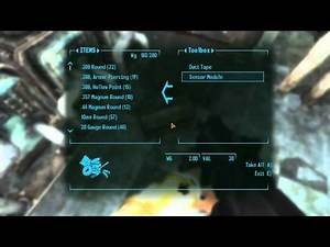 Fallout New Vegas Mods :: Fallout NV Trade Center Bullpup Weapons Mod ::
