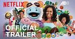 Waffles Mochi | Official Trailer | Audio Description | Netflix