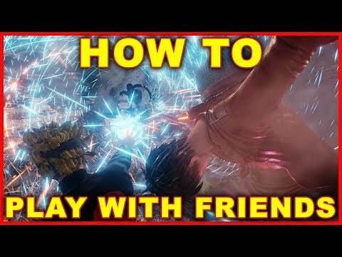 Jump Force: How to Play With Friends (Offline Online Multiplayer)