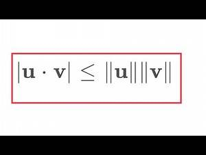 Cauchy Schwarz Proof