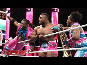 The New Day are ready for Edge & Christian at WWE Fastlane: Raw, February 15, 2016
