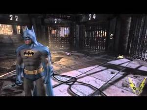 Batman Arkham City W/ Commentary P.60 - Finishing Bane And Watcher Side Quests
