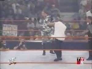 Dudley Boyz vs. The Right To Censor (c) {Raw Is War 11- 20- 2000} WWF Tag Team Championship
