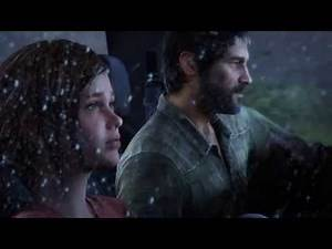 The Last of Us - Joel and Ellie on the Road