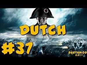 Napoleon Total War: Darthmod - Dutch Campaign Part 37 ~ Admiral Lionheart!