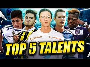 FIFA 16 BEST YOUNG PLAYERS - TOP 5 TALENTS OF THE WEEK #2!