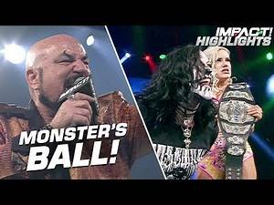Rosemary is Ready for MONSTER'S BALL at Slammiversary! | IMPACT! Highlights June 21, 2019
