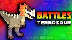 LEVEL 100 TERROSAUR PVP BATTLES in Prodigy Math Game