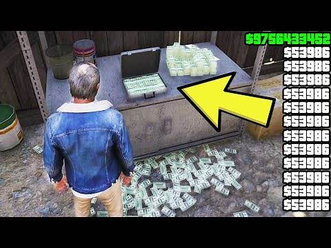How to get Money in GTA 5 Story Mode Fast & Easy