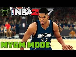 NBA 2K17 MyGM: 3 Moves to make as the Minnesota Timberwolves in NBA 2K17 MyGM / MyLeague Mode
