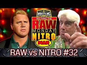 """Raw vs Nitro """"Reliving The War"""": Episode 32 - May 13th 1996"""