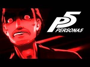 A 2.5 Hour Boss Fight - Persona 5 Gameplay
