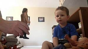 Two Year Old Knows 80's Wrestlers! (Adorable, even if you aren't a pro wrestling fan!!)