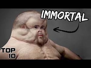 Top 10 Scary People Who Might Be Immortal