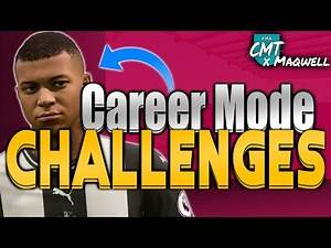 UNIQUE FIFA 20 CAREER MODE CHALLENGES YOU SHOULD TRY