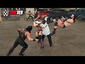 WWE 2K19 Top 10 Finisher Combinations! Part 12