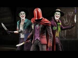 Injustice: Gods Among Us - Killing Joke Costume Pack (HD)