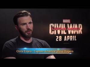 FOX Movies Presents | Captain America: Civil War Singapore Talent Tour