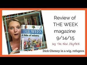 """Review of """"THE WEEK"""" Magazine, Best Magazine Ever"""