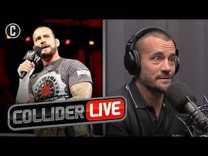 CM Punk Stands By How He Left WWE