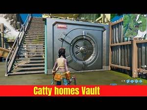 HOW TO ENTER CATTY CORNER VAULT LOCATION EASIEST WAY