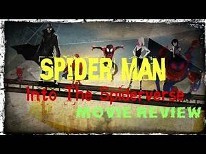 Spider-Man: Into The Spiderverse (2018) Review