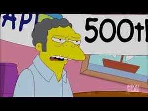 The Simpsons: Episode 499 Couch Gag
