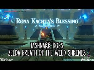 Zelda: Breath of the Wild - Forgotten Temple/Rona Katcha Shrine. Location and guide
