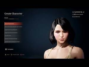 BLESS UNLEASHED PRIEST HUMAN FEMALE CHARACTER CREATION/CUSTOMIZATION! (UPCOMING MMORPG)